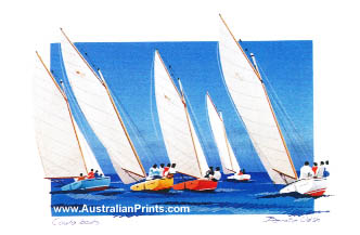 Bernie Walsh, Couta Boats