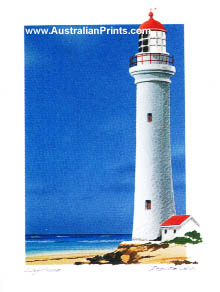 Bernie Walsh, Lighthouse