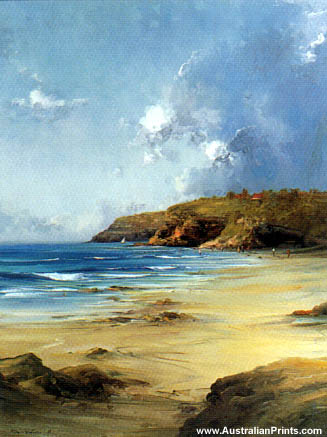 Chris Kandis, Beach Near Avalon