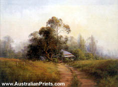 Chris Kandis, Morning Near Daylesford