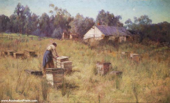 Clara Southern, The Beekeeper