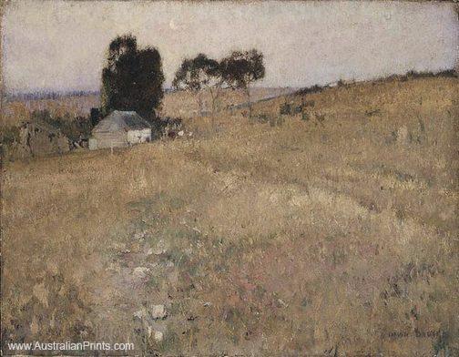 David Davies, A summer evening (circa 1895)