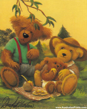 Donna Gilbertson, Picnic Teddy