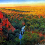 Douglas Kirsop, Reflections Galvans Gorge