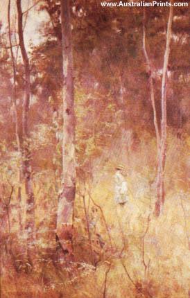 Frederick McCubbin, Lost