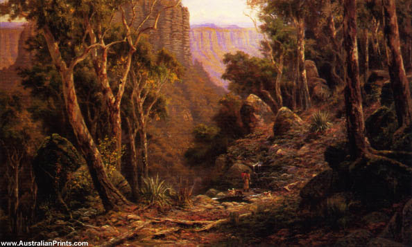 James Curtis, The Jamison Valley