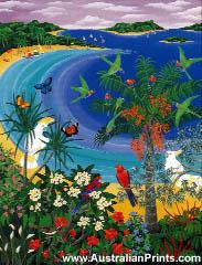 Johanna Hildebrandt, Coastal Fantasy