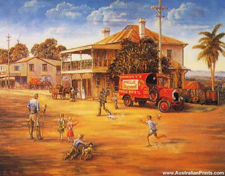 John Bradley, Main Street Melodrama