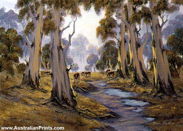 John Falzon, Grazing At First Light