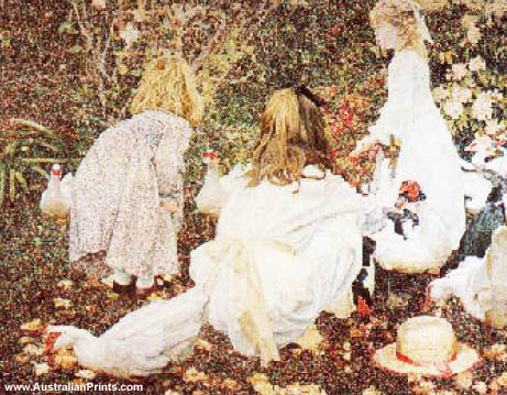 John Lennox, Garden Interlude