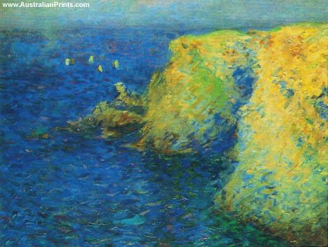 John Peter Russell, La Belle Isle