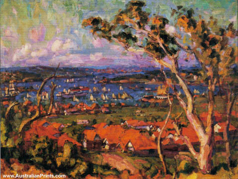 John Peter Russell, Rose Bay