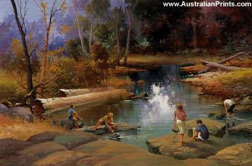John Sindelar, The Yabbie Catchers