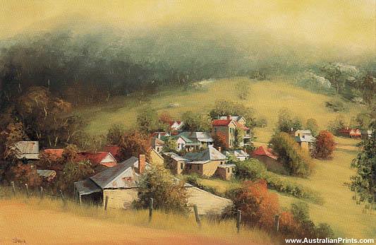 John Vander, Tilba