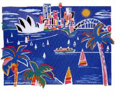 Lawrence Denham, Sydney, Australia