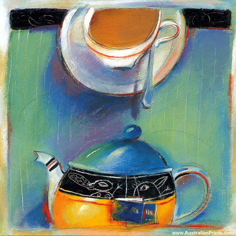 Lloyd Foye, Tea Time
