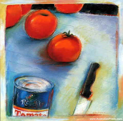 Lloyd Foye, Tomato Soup