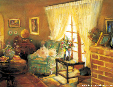 Marcia Rea, Lounge Rooms