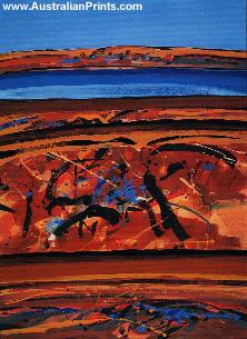 Nathan Paramanathan, Outback Land Textures