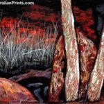 Neville Pilven, Kakadu Memory II