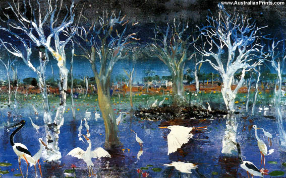 Patrick Hockey, Twilight Kakadu I
