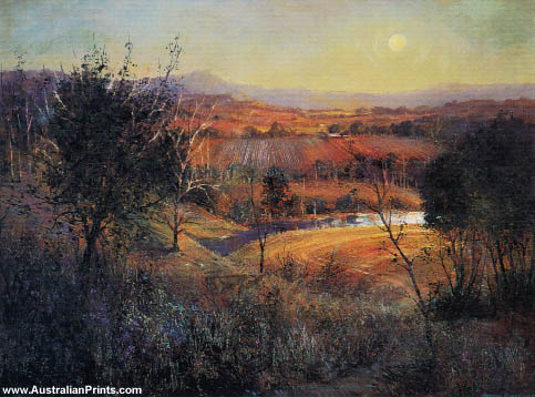 Ramon Horsfield, Twilight- Yarrah Valley