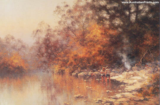 Ramon Ward-Thompson, Wollondilly Reflection