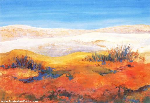 Rita Esslinger, Dunes And Grasses