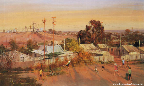 Robert Hagan, Kalgoorlie Second