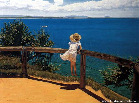 Robert Wells, Coastal Memories