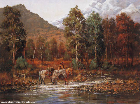 Stephen Paterson, Stone Creek Crossing